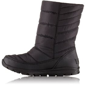 Sorel Youth Whitney Mid Boots Black